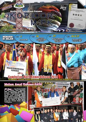 Koridor MPK Edisi Ogos 2014